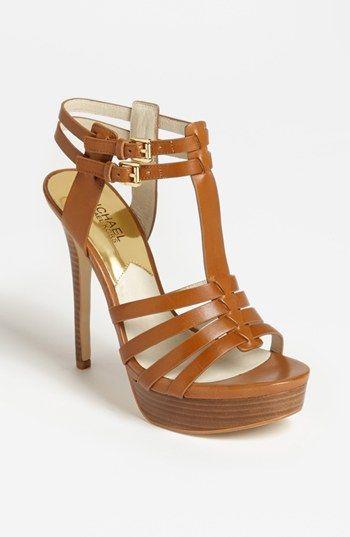 MICHAEL Michael Kors 'Georgie' Sandal available at #Nordstrom