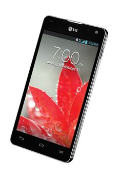 LG Optimus G Smartphone