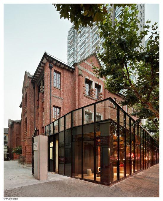 Design Republic Design Commune  / NeriHu Design and Research Office