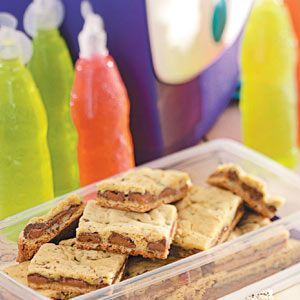 Chewy+Caramel+Bars#health guide #health food #health tips #organic health