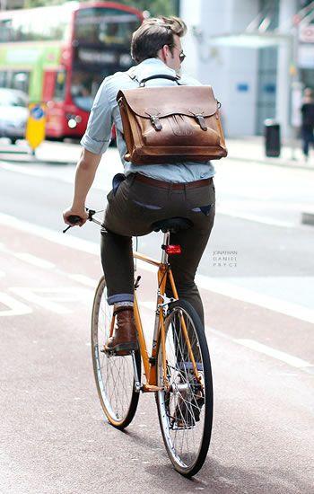 Nice satchel - Cycle