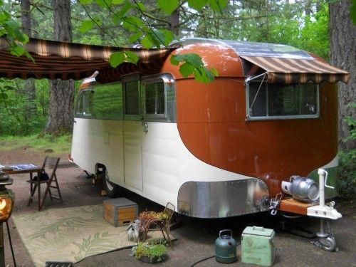 Beautiful 1949 camper