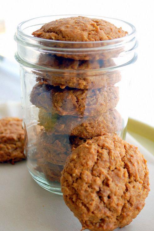 gluten free vegan pumpkin cookies #vegan #glutenfree #cookies