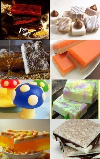 THE ART OF SOAP MAKING