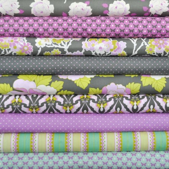these would make such a cute baby blanket!