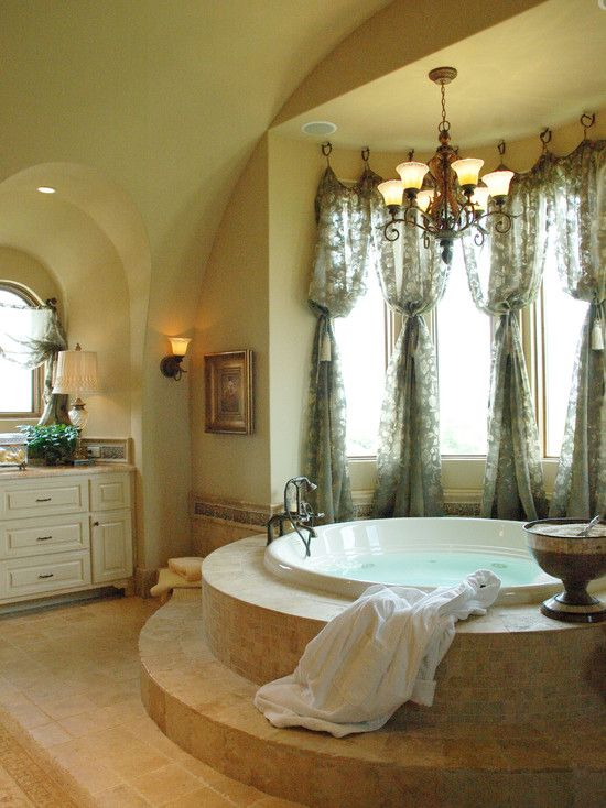 Mediterranean Bathroom Design, Pictures, Remodel, Decor and Ideas - page 26