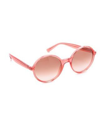 Cute Marc Jacobs round oversized sunnies {love these}