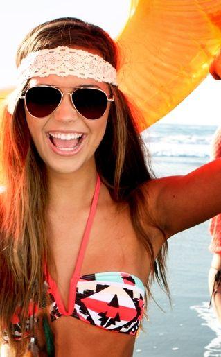love her bikini top