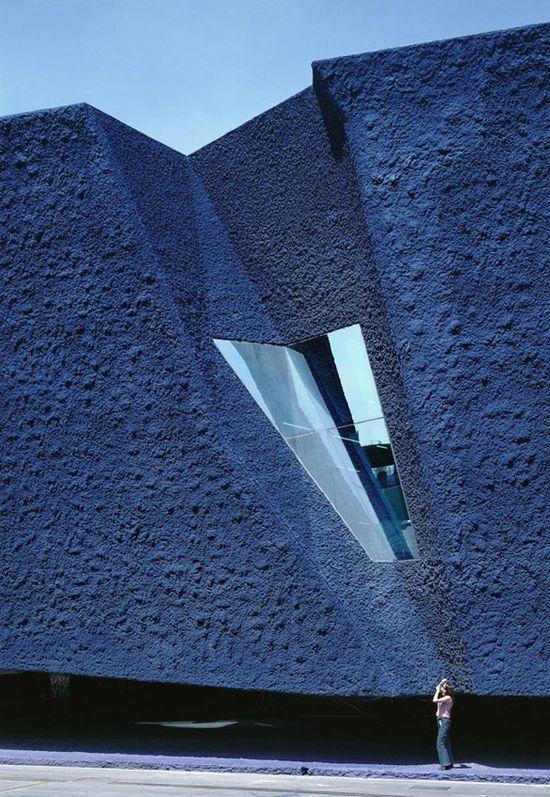 Forum Building - Herzog & de Meuron - #Architecture - ?k?