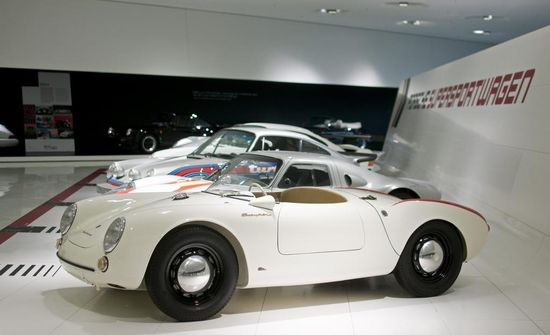 Porsche is celebrating 60 years of the sports car with an exhibition of their finest cars at their Stuttgart museum. Which is your favourite?