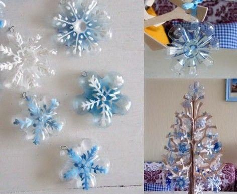 Handmade craft for Christmas photo.