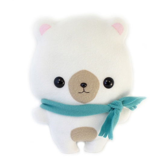 Plushie Sewing Pattern PDF Cute Soft Plush Toy - Coco Bear Stuffed Animal 13. $7.00, via Etsy.