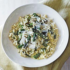 Spring Asparagus Risotto | CookingLight.com