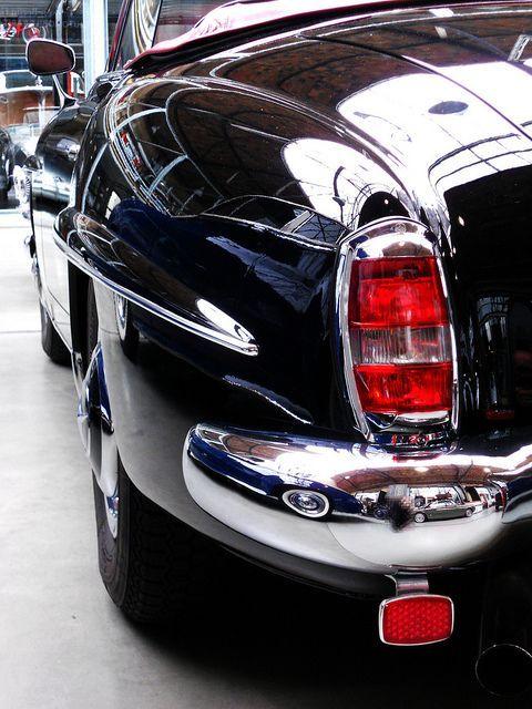Mercedes-Benz 190 SL Roadster #ferrari vs lamborghini #customized cars