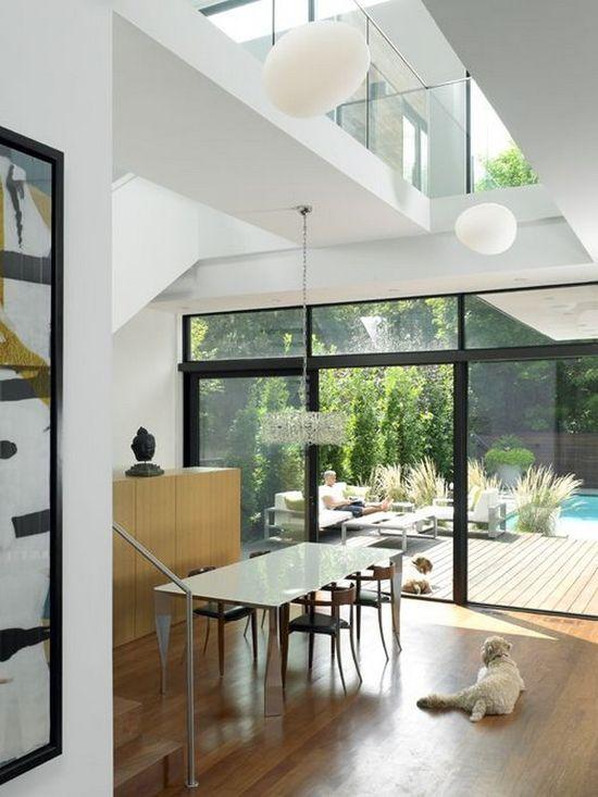 Simple Modern Home Design in Toronto
