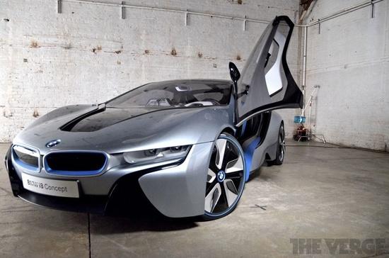 BMW i8 - Hybrid