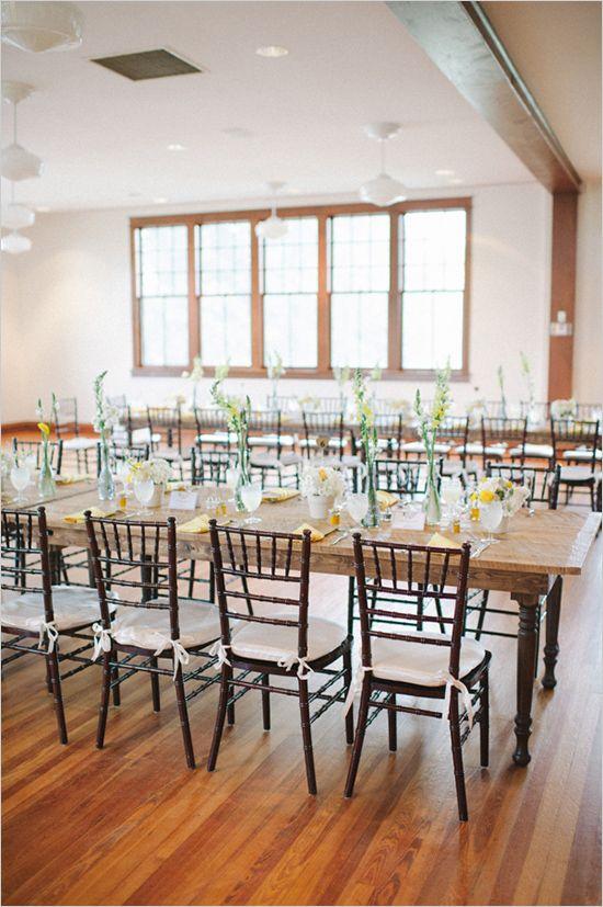 reception layout ideas www.weddingchicks...