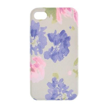 Printed iPhone 4 case