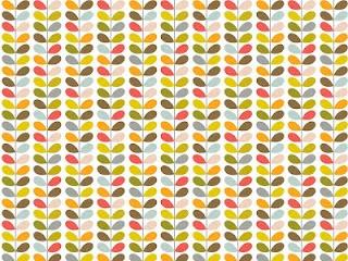 Free Orla Kiely desktop wallpaper