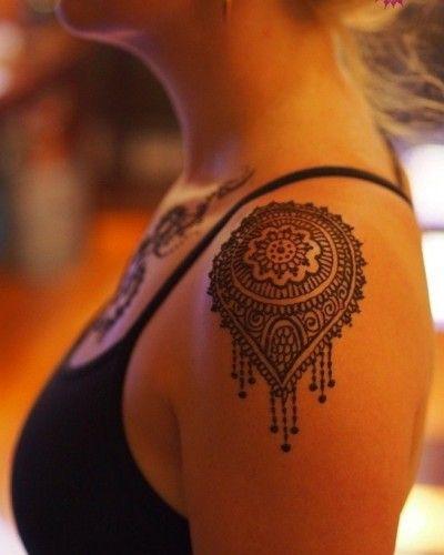 #tattoo #filigree