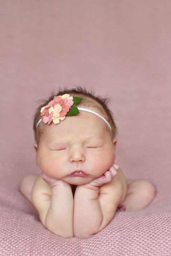 Love this newborn pose