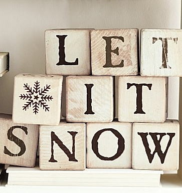 #winter #letitsnow #snow #inspiration