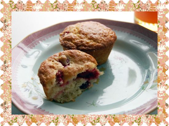Festive Cranberry Muffins #muffins #baking #cooking #recipes #food #cranberry #cranberries