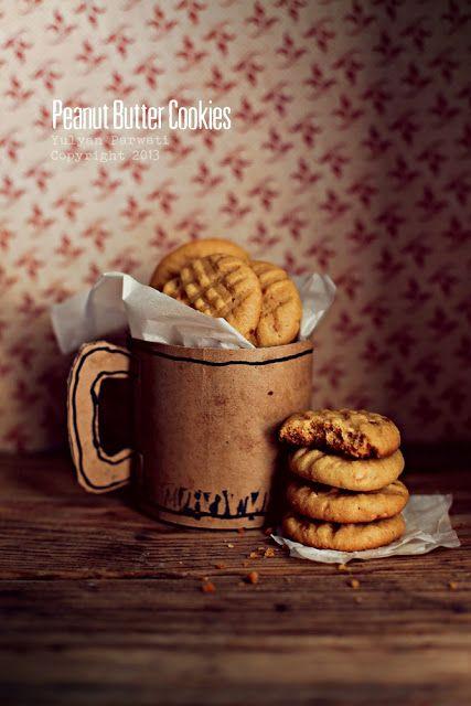 Peanut Butter Cookies, dapur-eeyand.blog...