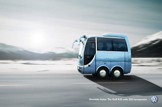 VW #advertisement