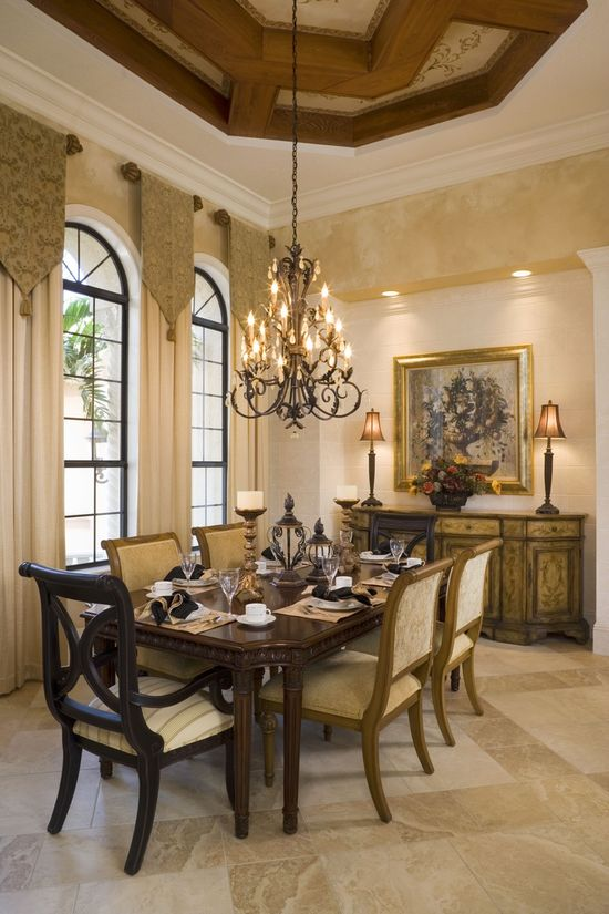 dining room design  #KBHome