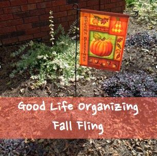 Fall Fling Day 9 - Garden Decorations