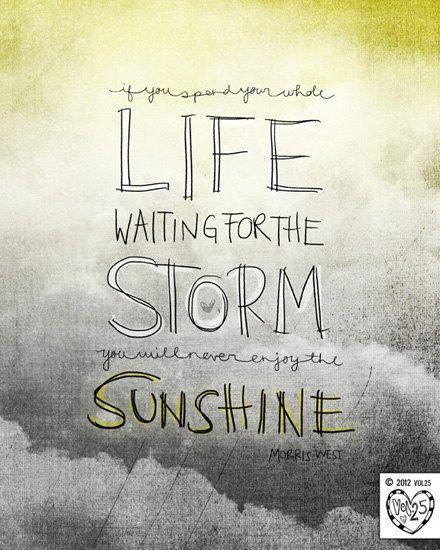 Enjoy The Sunshine by vol25 on Etsy