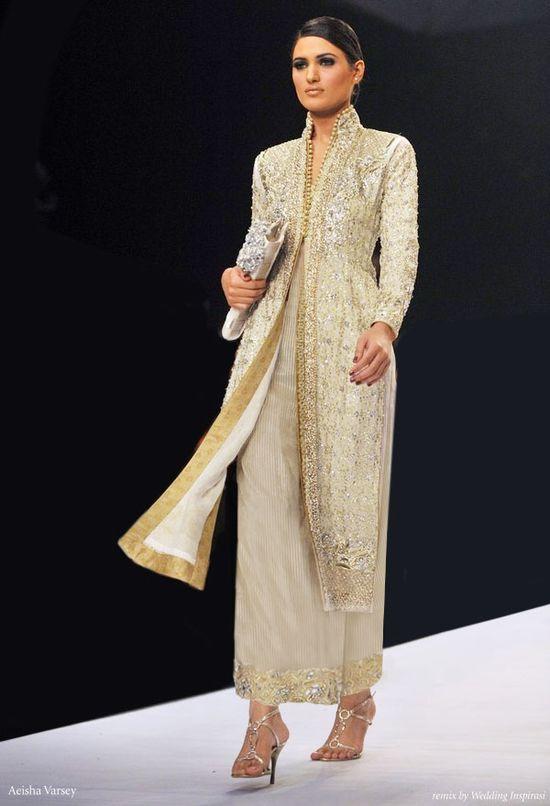 Aiesha Varsey - Designer from Pakistan