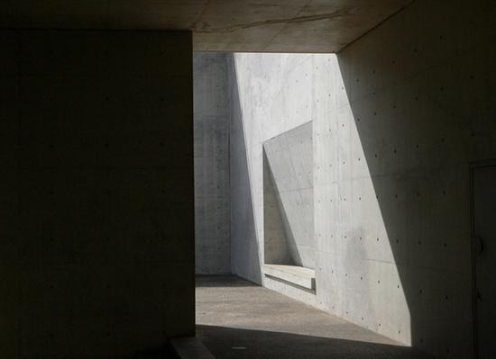 Works by architect Tadao Ando.