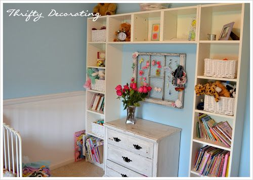 Thrifty Decorating: Before and After.......