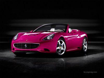 Car Ferrari Luxury