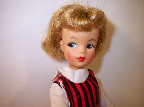 Vintage Tammy Doll 1960s Ideal toy by CottageClever on Etsy, $49.00