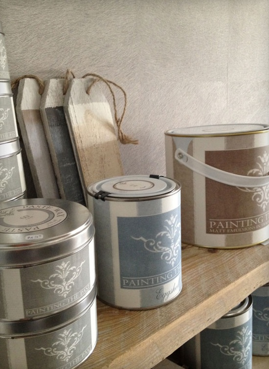 Painting The Past Chalk Paint