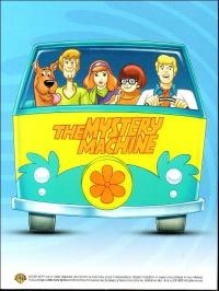 Scoobie and the gang