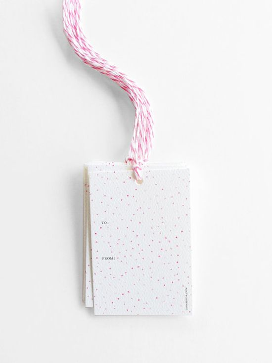 Lush to Blush Holiday Gift Guide: The Creative » Handmade Paper Goods from Lana's Shop