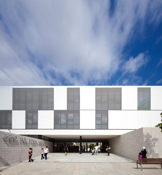 Molí d'en Xema School and Son Boga Nursery / BB Arquitectes
