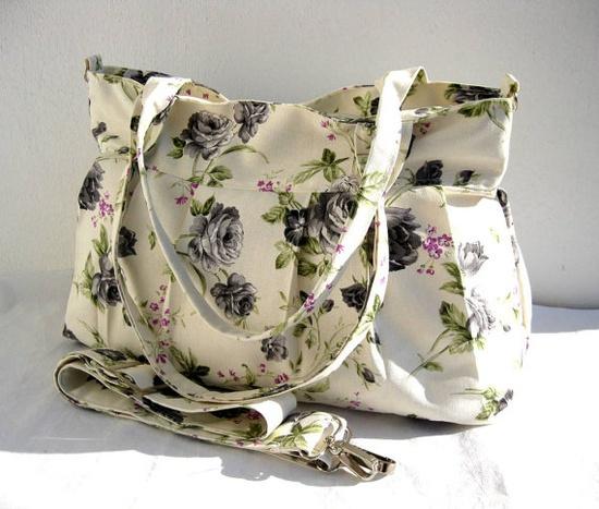 Shoulder Bag-Diaper Bag-Messenger Bag