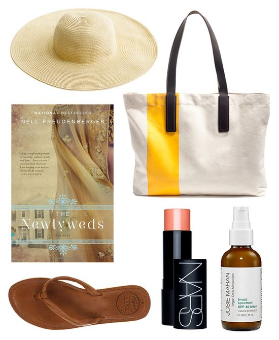 A CUP OF JO: Packing for the beach