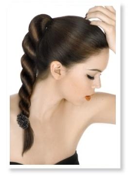 Twist braid