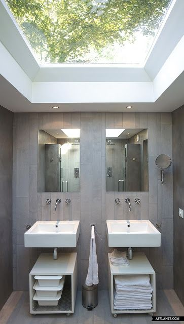 would love to have this above my shower