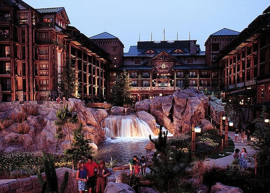 Disney's Wilderness Lodge Resort - My Favorite Resort!