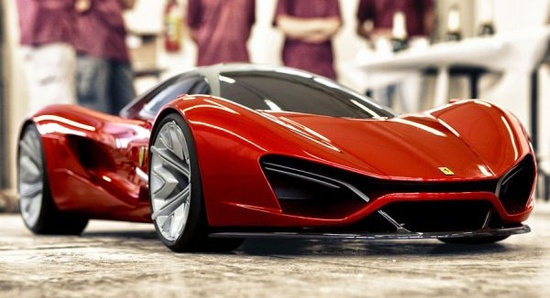 OK last one – Ferrari Xezri