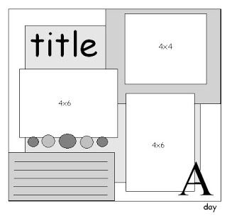 Scrapping Day blog -- lots of other interesting sketches