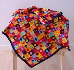 A Crochet BabyBlanket