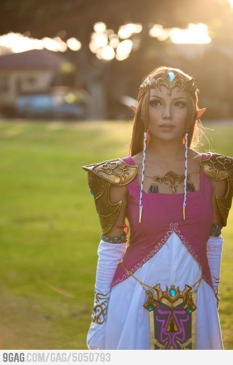 #WoW amazing Zelda